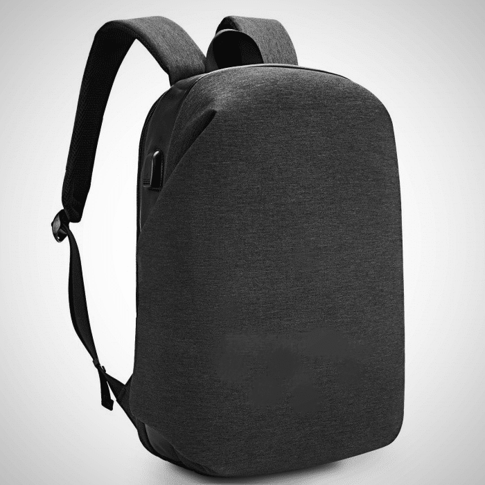 15.6 WATER RESISTANT ANTI THEFT LAPTOP BACKPACK WITH USB CHARGING PORT