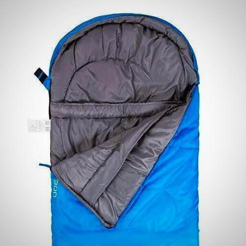 3 - 4 Season Mummy Sleeping Bag
