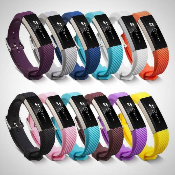 BEST FITBIT ALTA SILICONE REPLACEMENT WRISTBAND STRAP