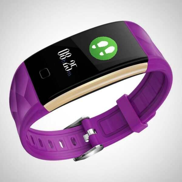 BLOOD PRESSURE MONITOR FITNESS SMART WATCH
