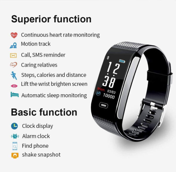 Best FITNESS TRACKERS WITH 7 SPORTS MODE 2020