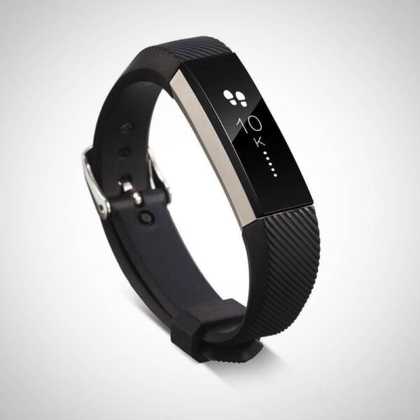 Black Replacement band for Fitbit Alta 2020