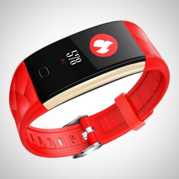 Blood Pressure Heart Rate Oxygen Monitor Smartwatch 2020