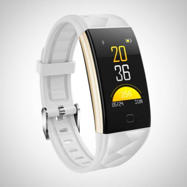 Blood Pressure Heart Rate Oxygen Monitor Watch