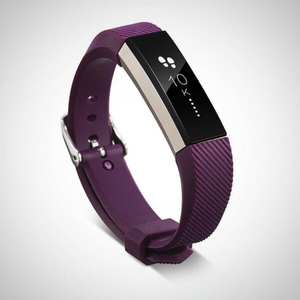 Dark Purple Fitbit Alta Replacement Wristband