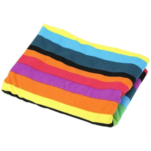 EXTRA LARGE MICROFIBRE LIGHTWEIGHT BEACH TOWEL QUICK DRY TRAVEL TOWEL