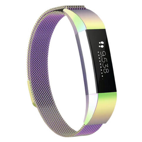 Colorfull Fitbit Ace Kids SS Steel Milanese Band Strap