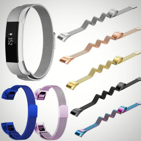 FITBIT ALTA HR STAINLESS STEEL WATCH BAND