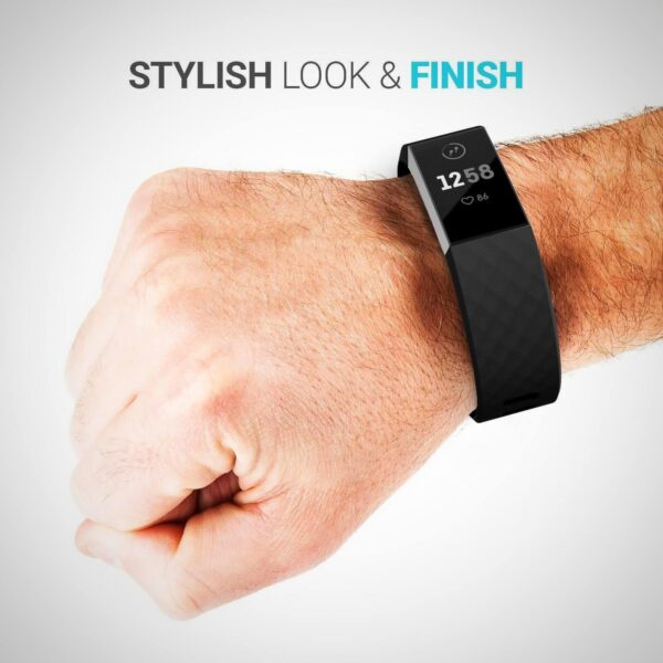 FITBIT CHARGE 3 REPLACEMENT SILICONE WATCH WRIST BAND STRAP 2020