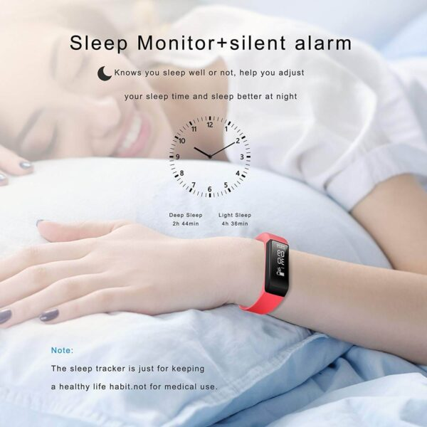 FITNESS TRACKER ACTIVITY TRACKER WATCH With Sleep Monitor 2020