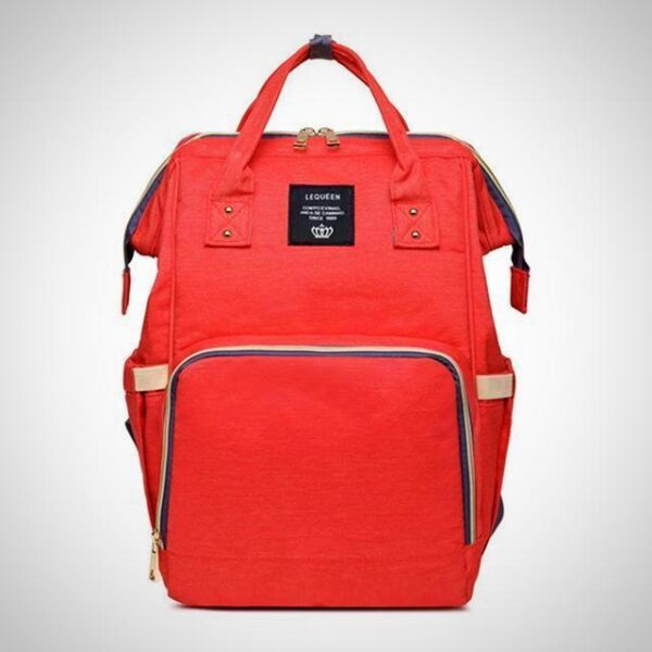 Fashion Mummy Maternity Nappy Bag Brand Large Capacity Baby Bag Travel Backpack Designer Nursing Bag