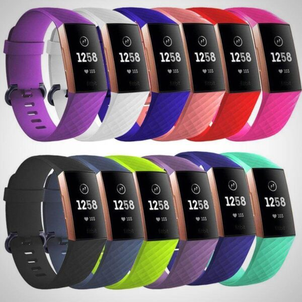 Fitbit Charge 3 Replacement watch band 2020