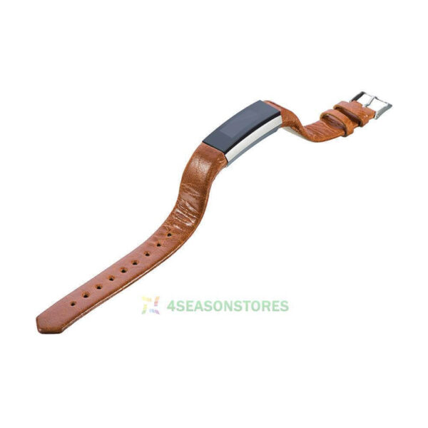 LEATHER REPLACEMENT WRIST BAND STRAP FOR FITBIT ALTA