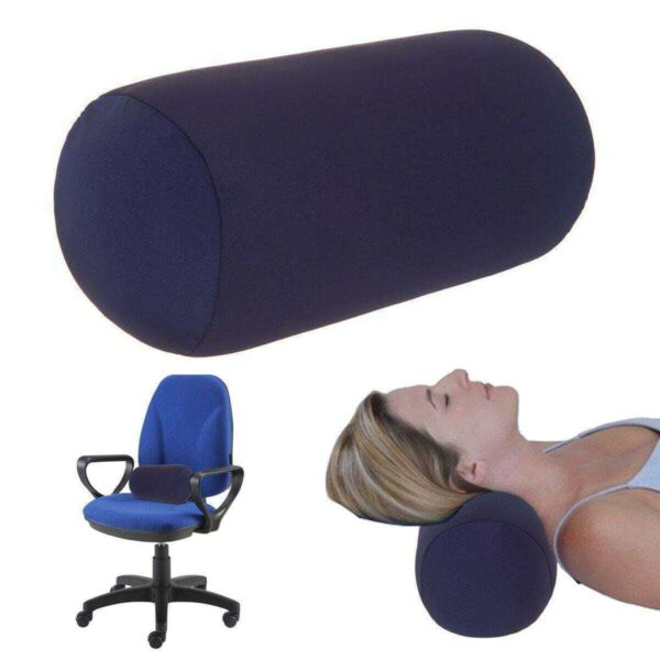 MICRO BEAD TRAVEL NECK SUPPORT BEANIE COMFORT PILLOW