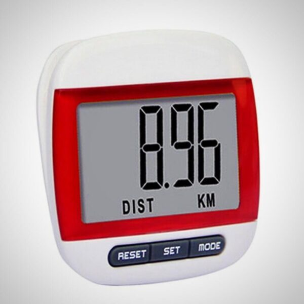 MULTI FUNCTION DIGITAL STEP COUNTER PEDOMETER WALK CALORIE COUNTER