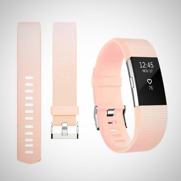 New FITBIT CHARGE 2 REPLACEMENT STRAP SPORTS SOFT BRACELET WATCH