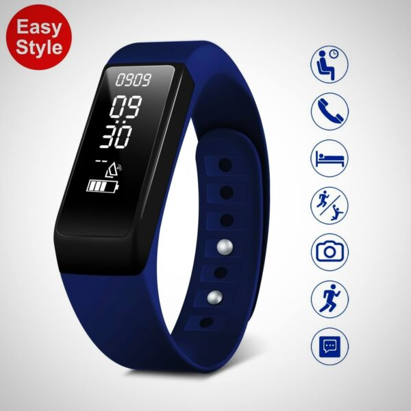 New SMART BRACELET ACTIVITY TRACKER WATCH WITH SLEEP MONITOR