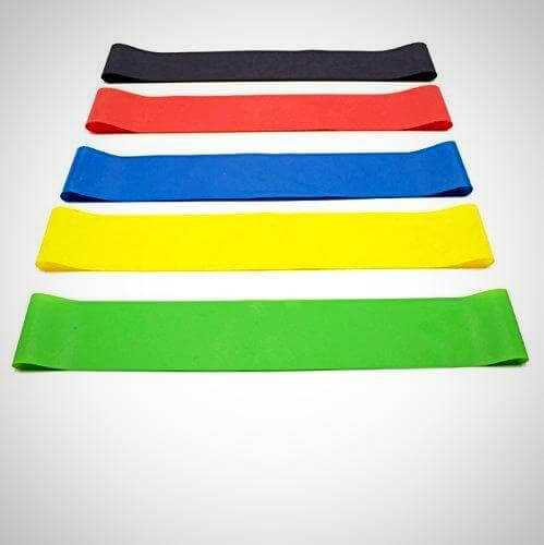 RESISTANCE LOOP BANDS EXERCISE BANDS WITH CARRY BAG