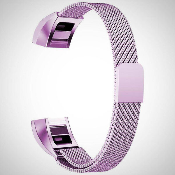Rose Pink Alta HR Magnetic Milanese Stainless