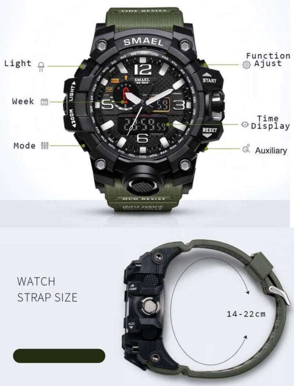 SMX Warrior Ultimate Shock Resistant Digital Analog Military Sport Watch 2 a339b8c1 6e3d 4731 a4ec
