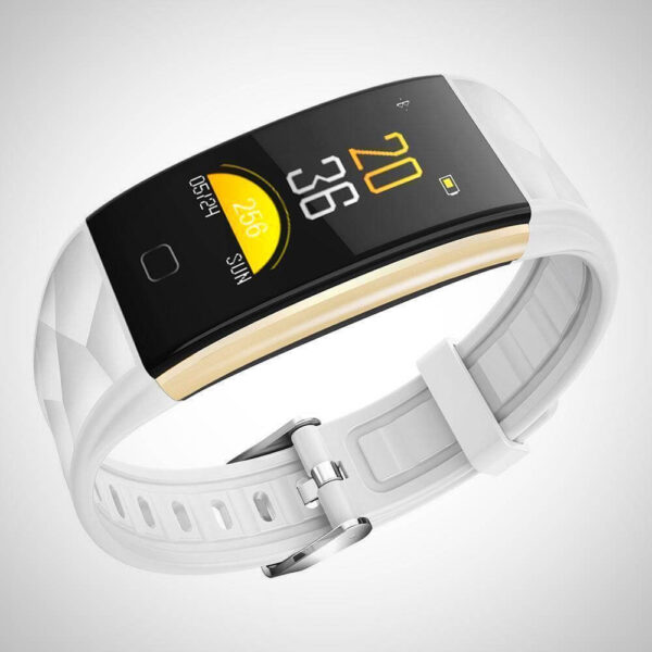 Sport HEART RATE And OXYGEN MONITOR FITNESS SMART WATCH