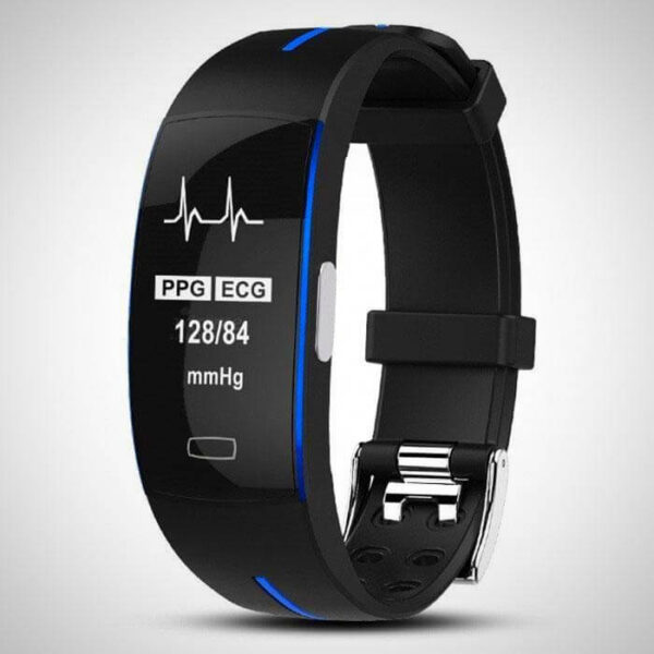 WEARABLE BLOOD PRESSURE MONITOR WATCH HEART RATE MONITOR SMART BAND