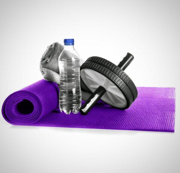 Yoga Mat 6mm Soft Non Slip 45 2000x 1