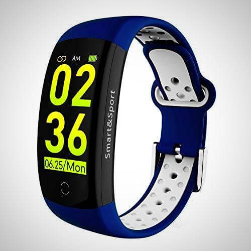best waterproof fitness tracker watch