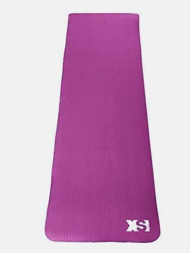 pink Premium 15MM Thick NBR Yoga Exercise Mat