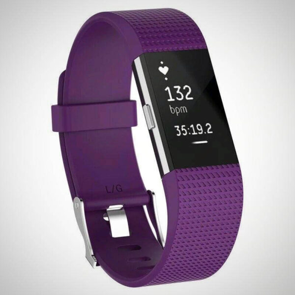 purple Fitbit Charge 2 Replacement Strap Wristband