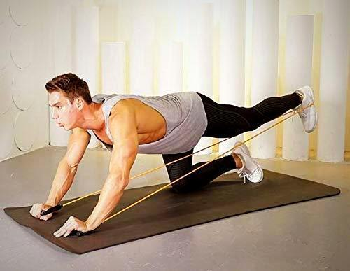 single resistance exercise bands