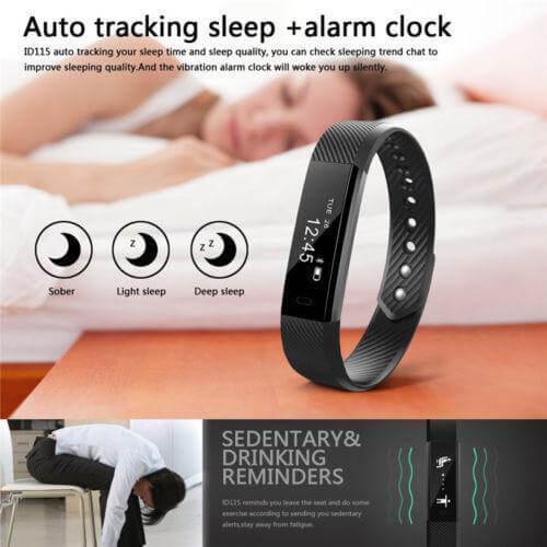 smartwatch fitness tracker 2020