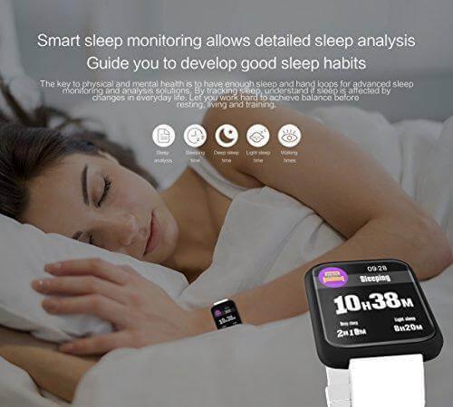 wearable smartwatch fitness tracker