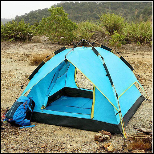 3-MAN-AUTOMATIC-POP-UP-WATERPROOF-CAMPING-TENT-UV-RESISTANT
