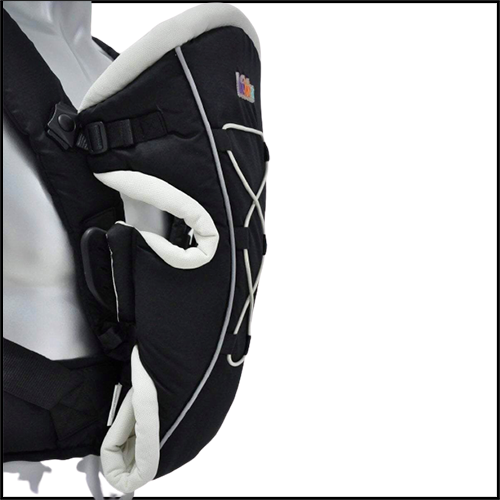BEBAMOUR FRONT & BACK CLASSIC BABY CARRIER BACKPACK (2)