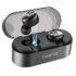 BLUETOOTH WIRELESS HEADPHONES 15H PLAYTIME 3D STEREO SOUND TRUE 5.0