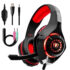 COMFORT NOISE REDUCTION CRYSTAL CLARITY GAMING HEADSET 3.5MM LED NEW