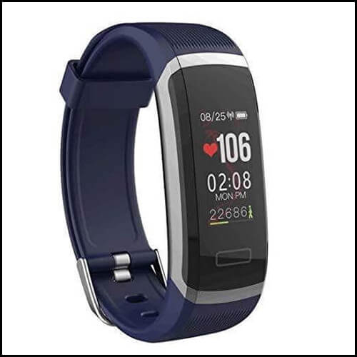 CUSTOMIZED ACTIVITY TRACKER WITH HEART RATE MONITOR AND SLEEP MONITOR