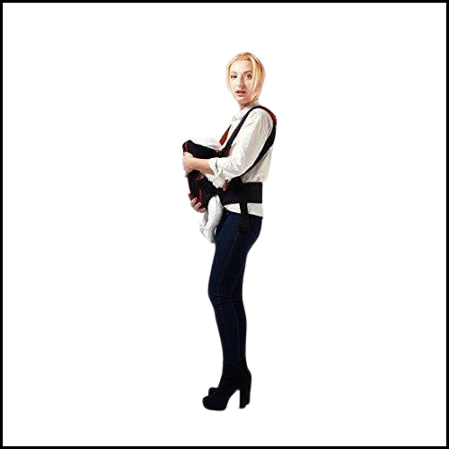 ECOSUSI CLASSIC FRONT AND BACK BABY CARRIER 1