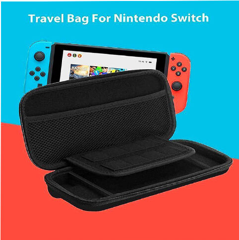 HARD PORTABLE TRAVEL BAG SHELL POUCH