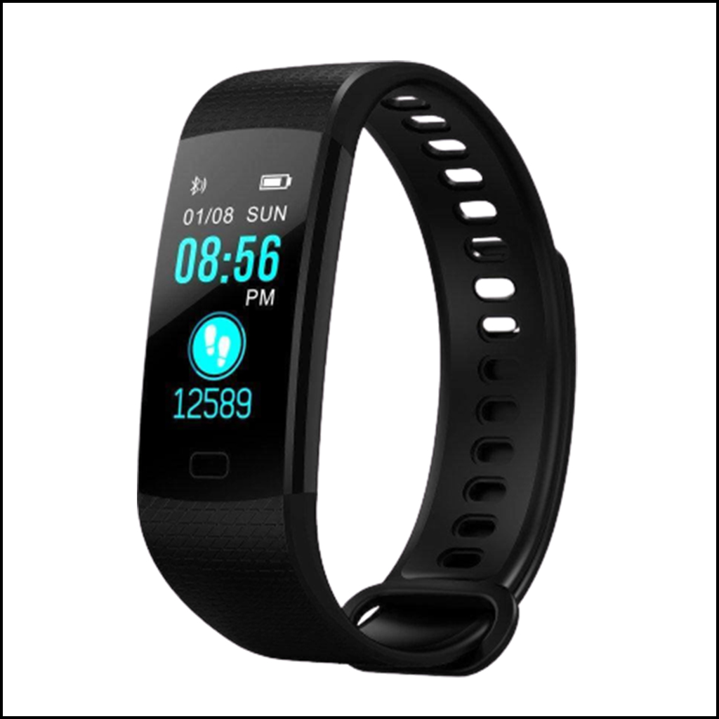 HEART RATE FITNESS TRACKER BLOOD PRESSURE MONITOR 1