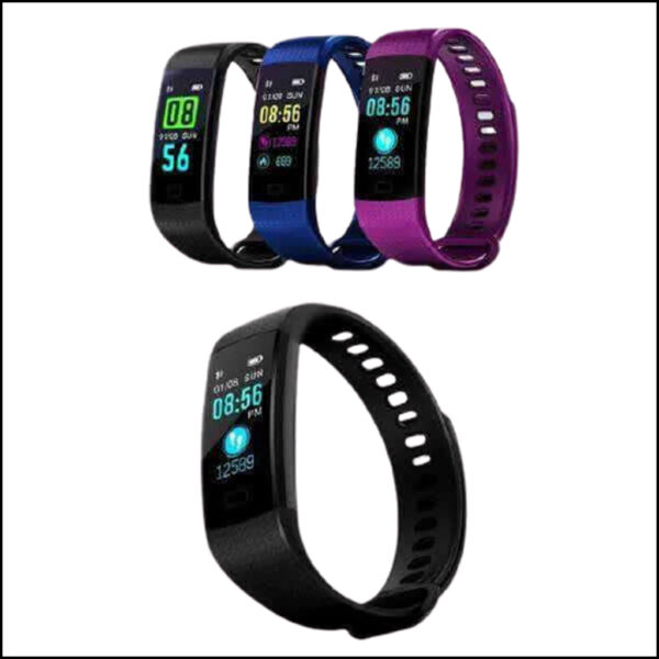 HEART RATE FITNESS TRACKER BLOOD PRESSURE MONITOR 2