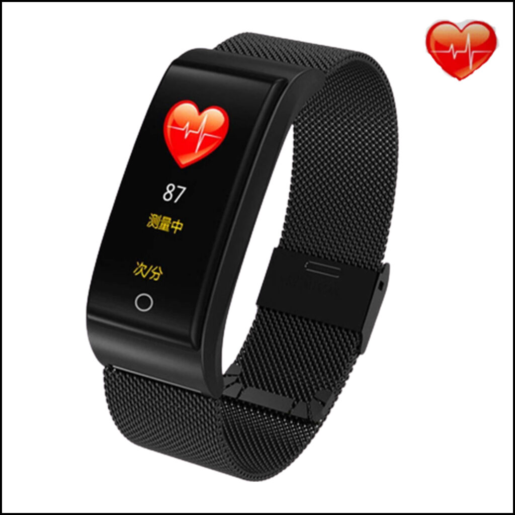 HEART RATE MONITOR SMART BRACELET ACTIVITY TRACKER 1