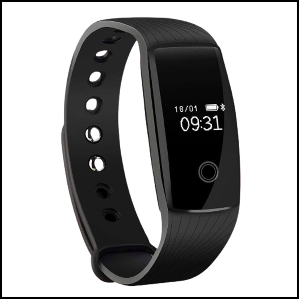 HEART RATE MONITOR TRACKER SMART BRACELET ACTIVITY TRACKER 1
