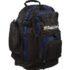 LARGE BLACK BACKPACK BAG WITH ADJUSTABLE STRAPS 1