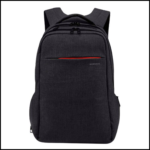 LIGHTWEIGHT LAPTOP BACKPACKS 15.6INCH SLIM BUSINESS BACKPACK