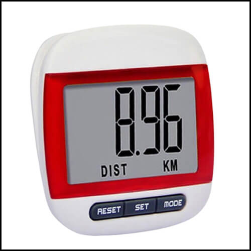 MULTI-FUNCTION DIGITAL STEP COUNTER PEDOMETER WALK CALORIE COUNTER
