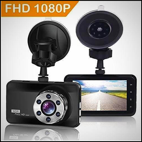 NEW FULL HD DVR DASHBOARD VIDEO RECORDER CAR CAMERA 1080P WIDE ANGLE WDR