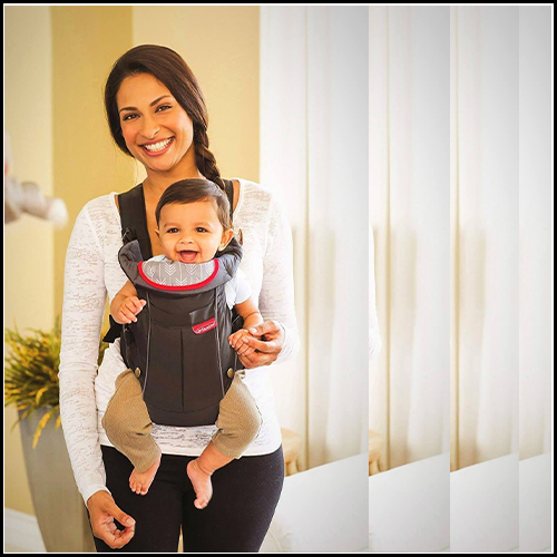 NEWBORN CLASSIC ADJUSTABLE BABY CARRIER 1