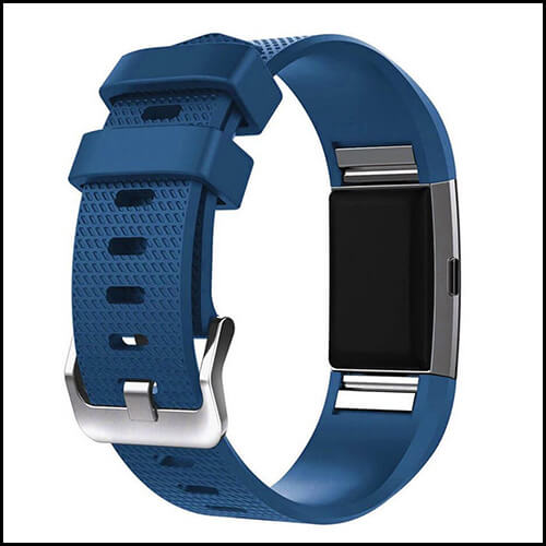 PREMIUM SOFT REPLACEMENT STRAP BAND FOR FITBIT CHARGE 2